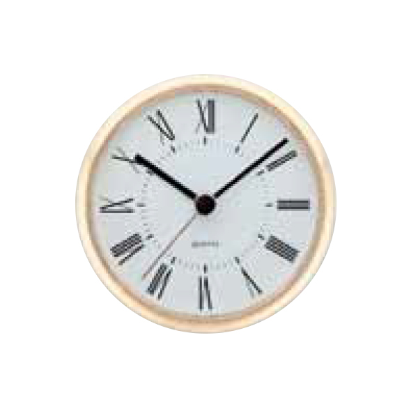 Quality Insert Clocks – 2-7/16""
