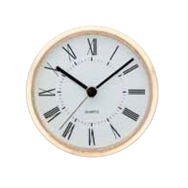 Quality Insert Clocks – 2-13/16""