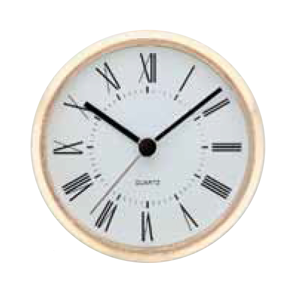 Quality Insert Clocks – 3-1/8""
