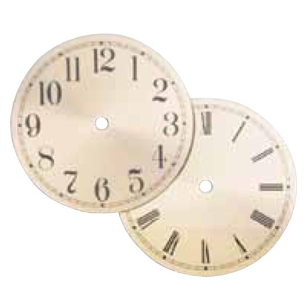 Assorted Metal Dials