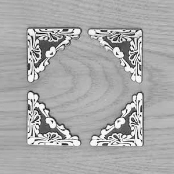 Corner Ornament_Heart Corner