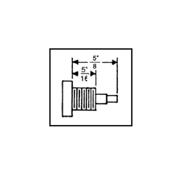 Hi-Torque Mini Quartz Movement Shaft