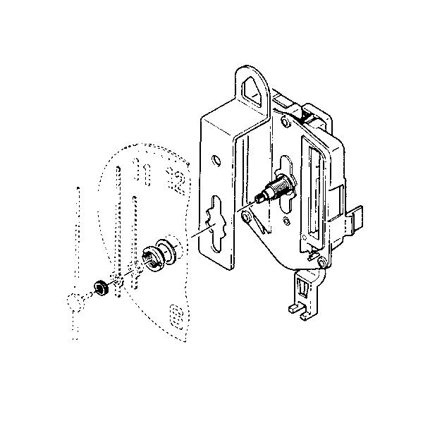 Pendulum Quartz Movement View