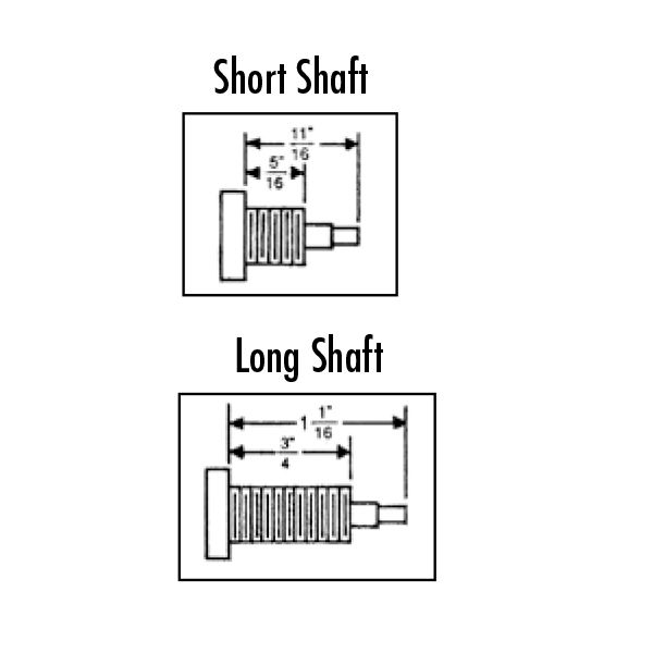 Dual Chime Movement Shafts