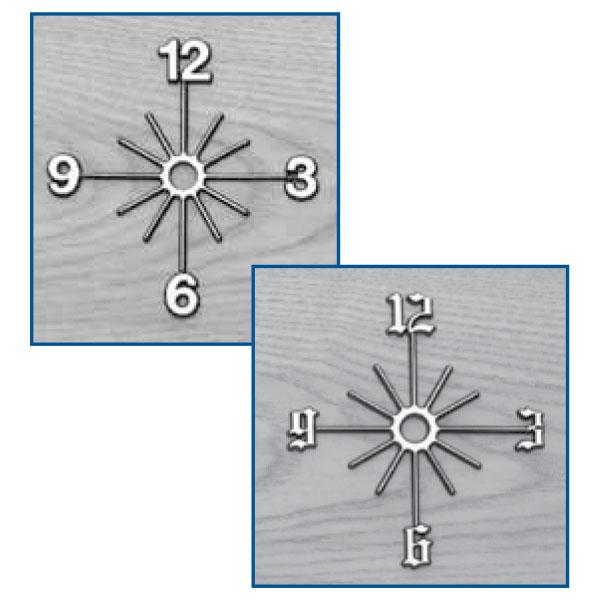 Plastic Clock Face Component_1
